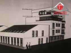 Srpska Varos - plac za izgradnju stambeno-poslovnog objekta u osnovi površine 658m2.